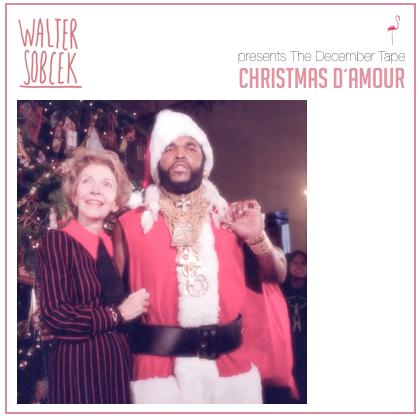 Walter Sobcek presents The December Tape - Christmas d´amour