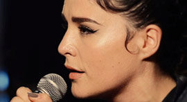 JESSIE WARE – Never Knew Love Like This Before (Stephanie Mills cover)