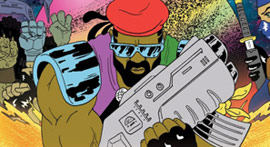 MAJOR LAZER - Watch Out (Bumaye)