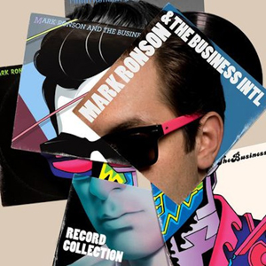 MARK RONSON & THE BUSINESS INTL FEAT. BOY GEORGE & ANDREW WYATT - Somebody to Love Me
