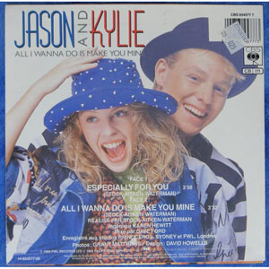 JASON DONOVAN FEAT. KYLIE MINOGUE - Especially for you