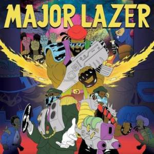 MAJOR LAZER FEAT