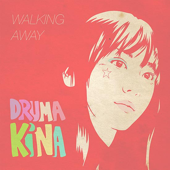 Druma Kina_Walking Away
